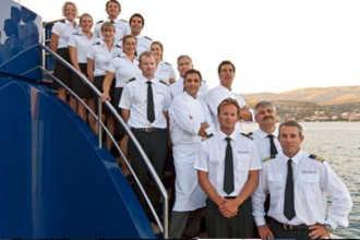 Экипаж морского судна
