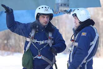 Современные военные пилоты в РФ