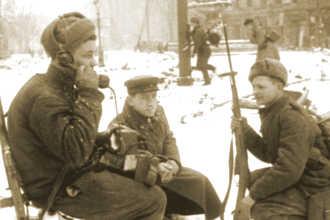Связь во время второй мировой войны