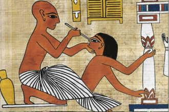 Врач в древнем Египте
