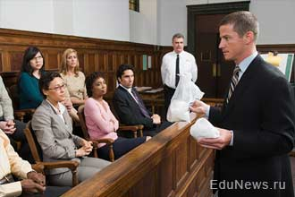 Обращение к присяжным