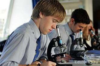 Изучение в микроскоп