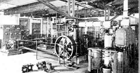 Старая электростанция