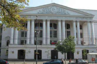 Главное здание МЭИ