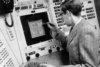 Инженер в 60-ые годы