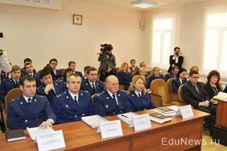 Прокуроры в зале суда