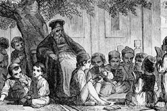История профессии учителя