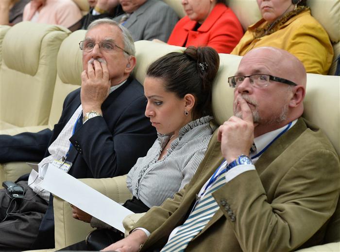 Педагоги вузов Росси на конференции по обсуждению Болонского процесса