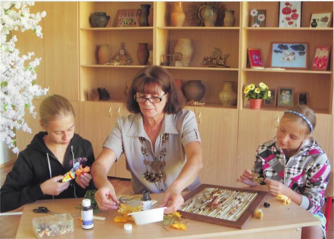 Рабочая программа педагога дополнительного образования в действии