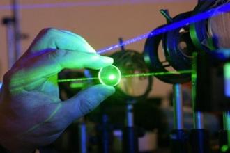 Настройка лазерной техники