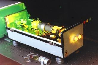 Лазерный прибор