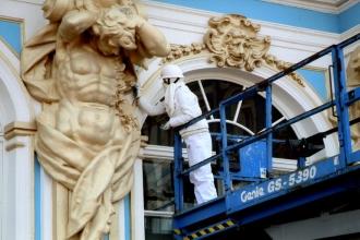 Реставратор фасада