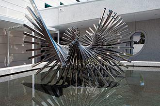 Монументально-декоративная пространственная модель