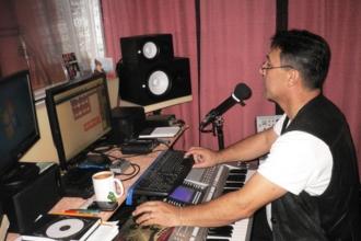 Процесс обработки звука