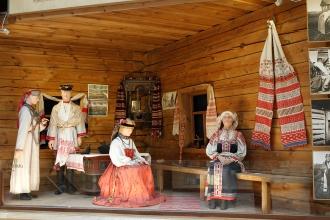 Экспонаты тематической выставки