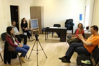 Вступительный экзамен в магистратуру на факультет режиссуры театра