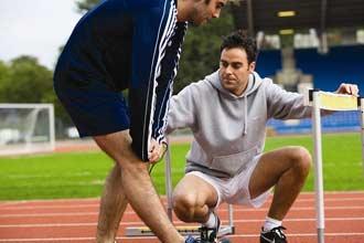 Спортивный трененр