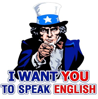 Велик и могуч английский язык