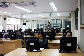 Корейский компьютерный класс
