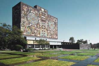 Национальный автономный университет (г. Мехико)