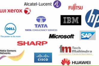 Логотипы глобальных компаний
