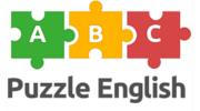 Логотип Puzzle English