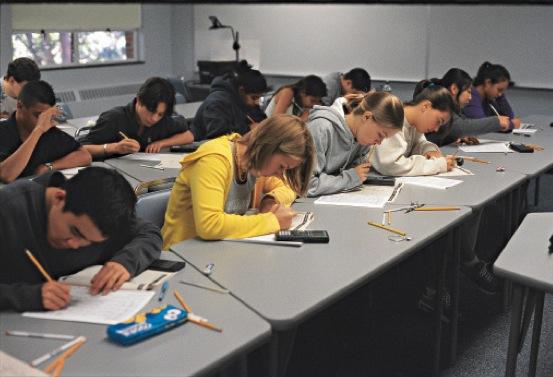 Австралийские студенты в вузе