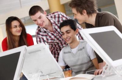 Студенты изучают экономические дисциплины дистанционно