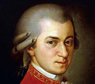 Композитор Моцарт