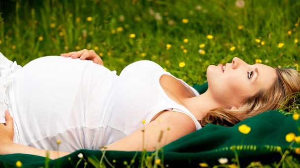 Курсы для беременных: гармонизация с природой