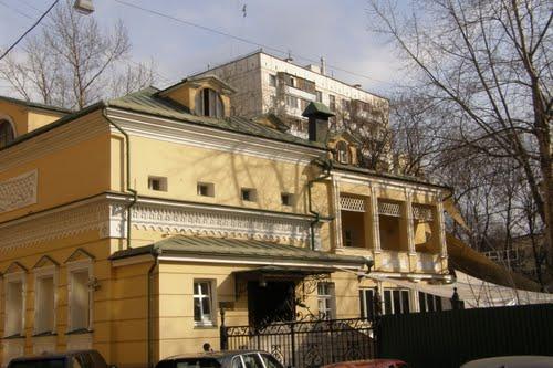 Здание ЦШО