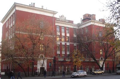 Здание техникума №67