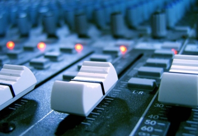 Оборудование для работы звукорежиссера