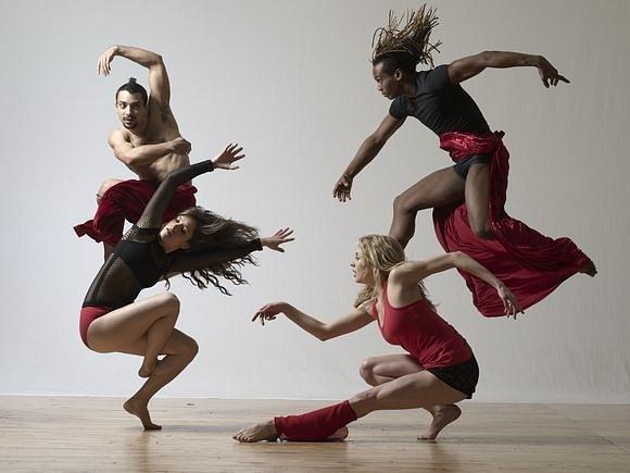 Современная хореографическая постановка