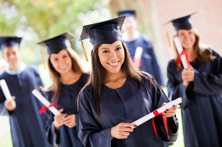 Группа студентов магистратуры