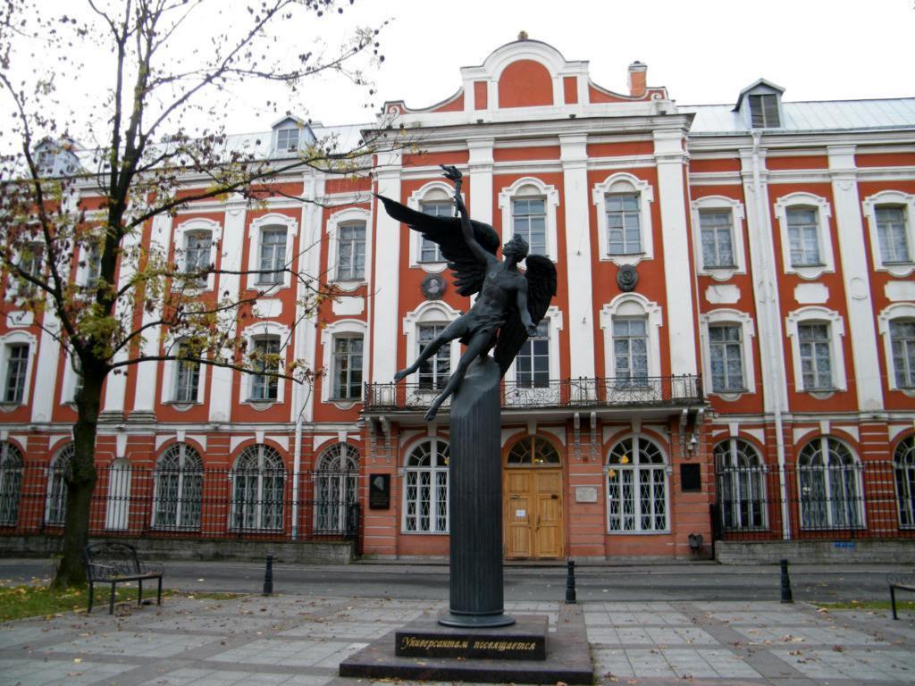 Университет в Санкт-Петербурге