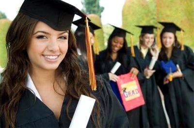 Выпускники высшего учебного заведения