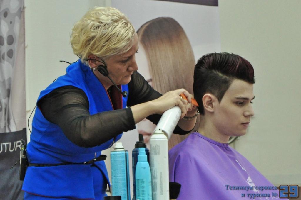 Парикмахерские курсы в ЦПК