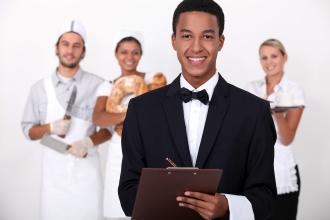 Работники гостиницы