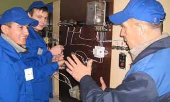 Обучение электромонтажу