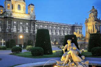 Австрия, исторический центр