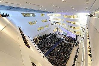 Австрийский университет изнутри