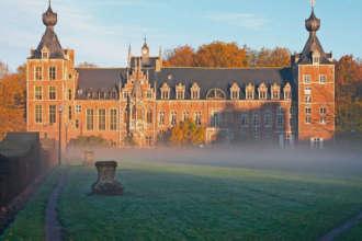 Университет в бельгийском городе Лёвен