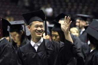 Китаец - выпускник МВА