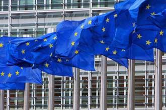 Флаги европейского союза