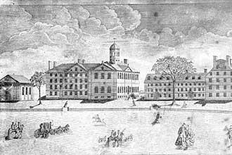 История создания Гарварда