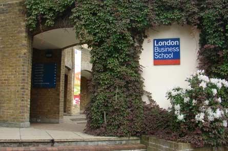 Лондонская школа бизнеса