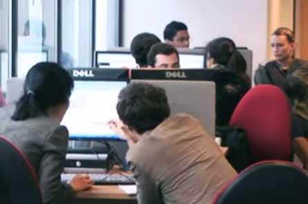 Занятия на компьютерах
