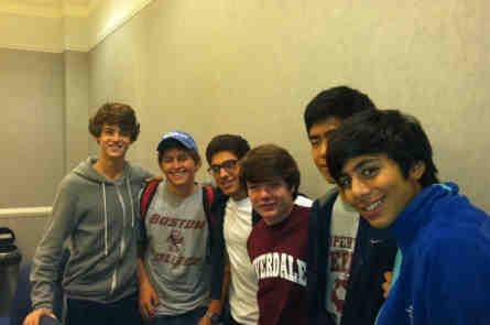 Ученики школы Riverdale