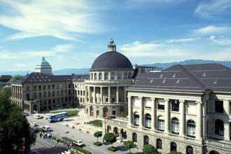 Самый известный вуз Швейцарии